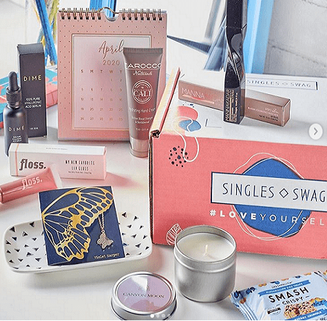 April 2020 SinglesSwag box Spoiler +coupon
