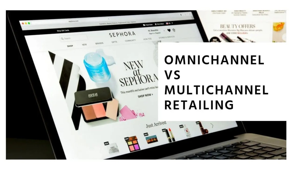 Omnichannel Retailers Aim To Give The Beauty Industry A Makeover