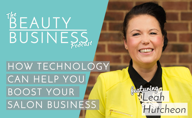 How Technology Can Help You Boost Your Salon Business Image