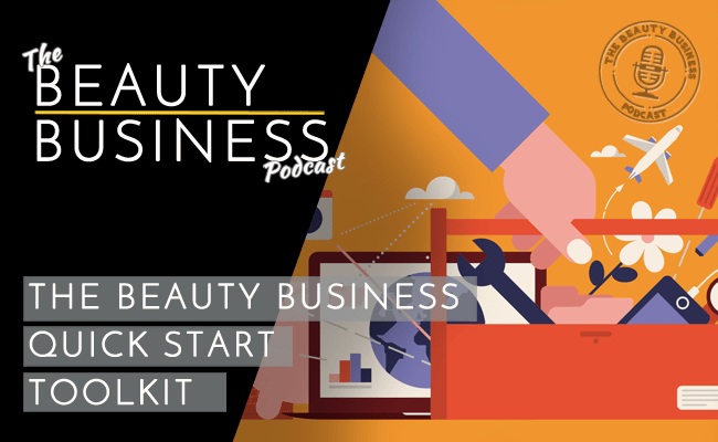 The Beauty Business Booster Toolkit