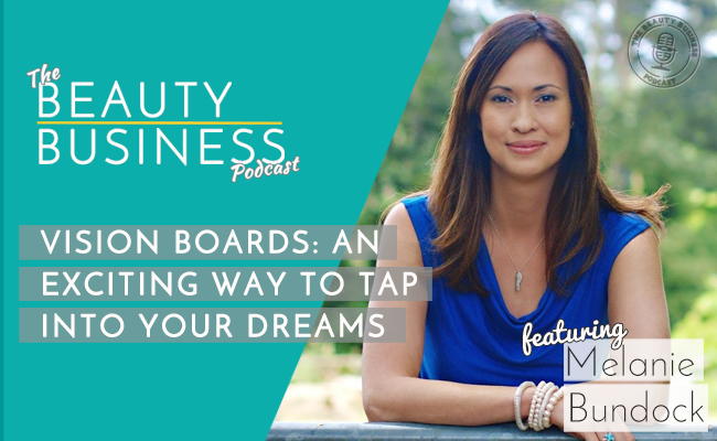 Vision Boards: An Exciting Way To Tap Into Your Dreams with Melanie Bundock image