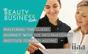 "BBP 058 : Mastering ""The Client Journey"" with The International Institute for Anti-Ageing"