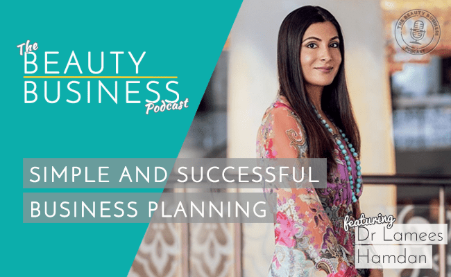 BBP 060 : Simple and Successful Business Planning with Dr. Lamees Hamdan