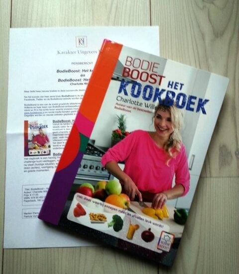 Bodieboost kookboek