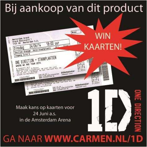 Tickets One Direction
