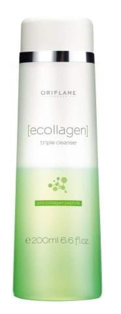 Oriflame Ecollagen Triple Cleanser