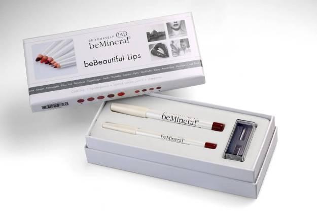 beMineral Lipliner Pencil en Lipstick Pencel Kit