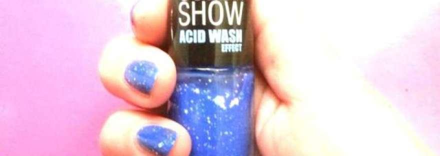 Maybelline Colorshow Acid wash