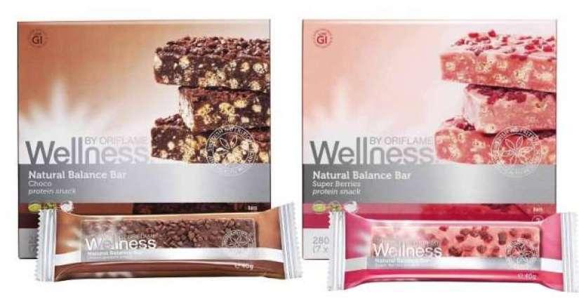 Oriflame Wellness Natural Balance Bars