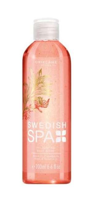 Oriflame Swedish Spa Exfoliating Body Wash