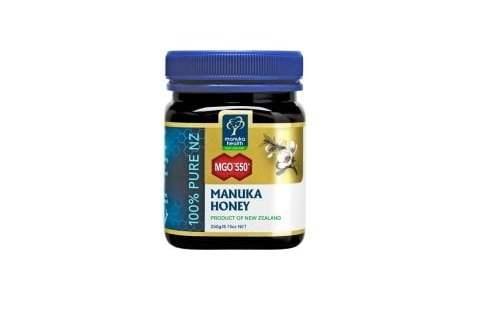 Manuka-honing