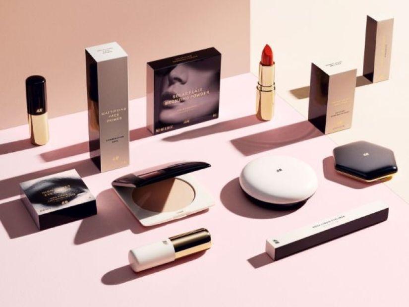 H&M make-up