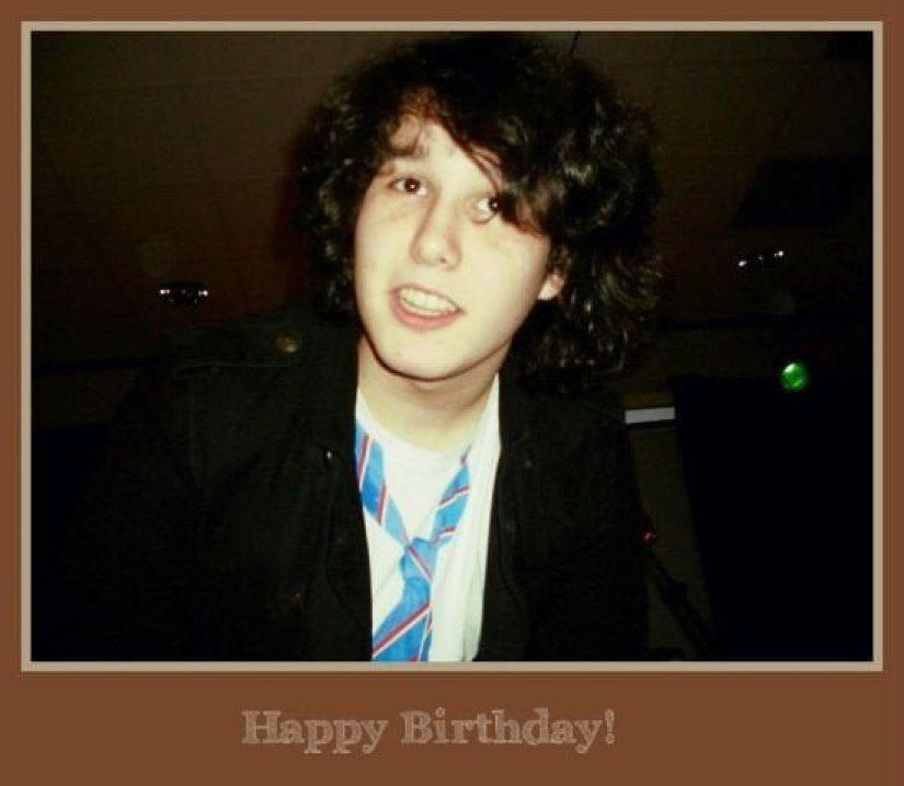 happy birthday Tom