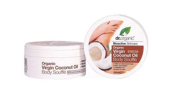 Coconut Body Souffle