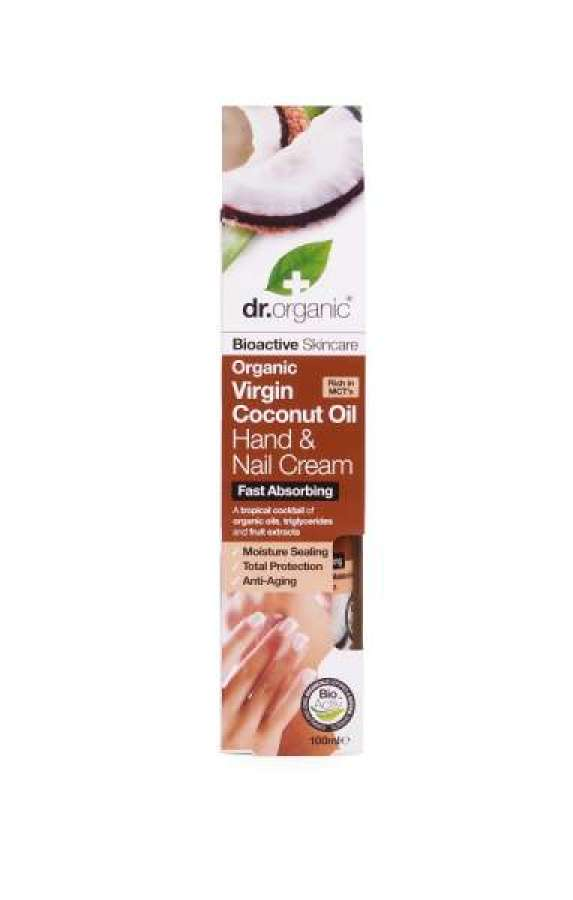 Coconut Hand Nail Cream