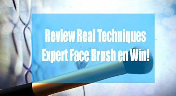 Review- Real Techniques Expert Face Brush en Win! 43 Real Techniques Review- Real Techniques Expert Face Brush en Win! Win!