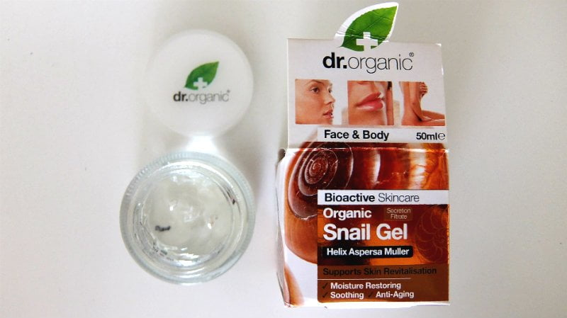 Dr. Organic Snail Gel