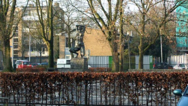 Herderplein beeld