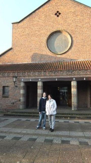Tom en Babs Dominicuskerk Utrecht