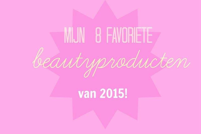 favoriete beauty 2015