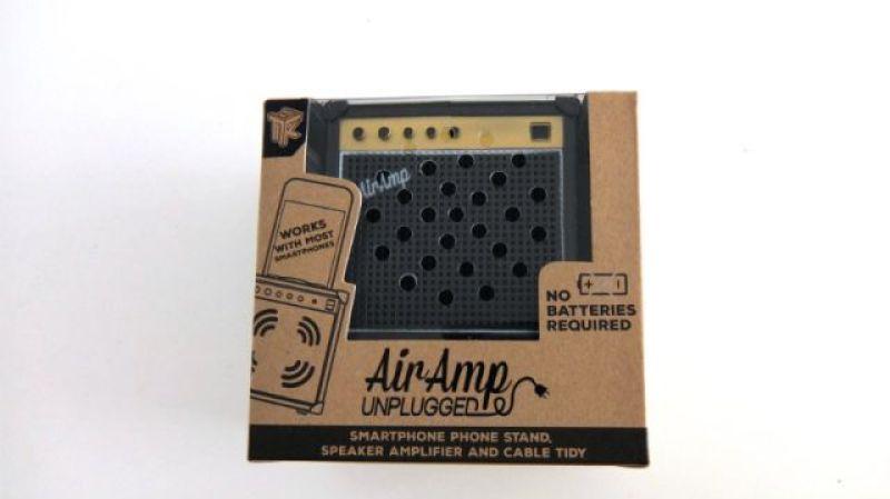 AIR AMP SMARTPHONE SPEAKER