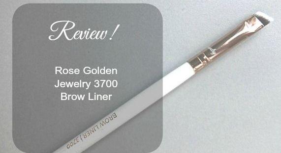 Boozy Cosmetics - Rose Golden Jewelry 3700 Brow Liner 4