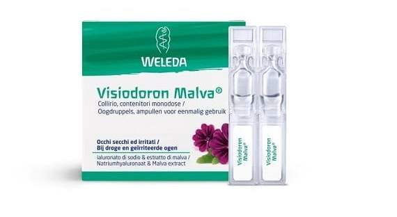 Weleda: de 100% natuurlijke oplossing bij droge of tranende ogen 9 droge ogen Weleda: de 100% natuurlijke oplossing bij droge of tranende ogen