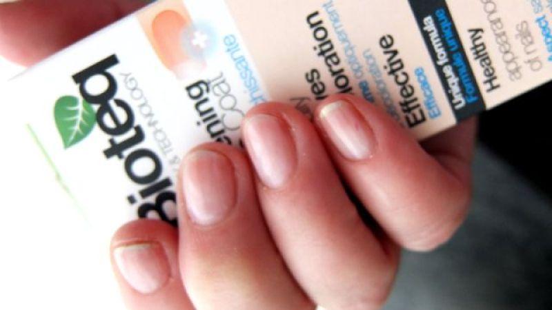 bioteq nagel wit
