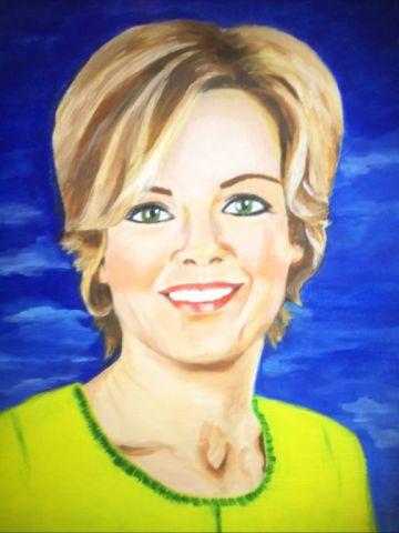schilderij Annelies Aarts