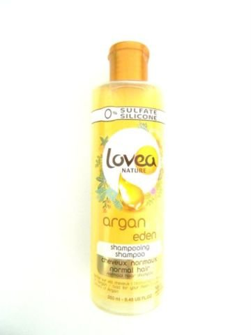 lovea argan eden shampoo
