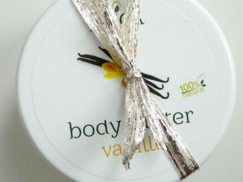 erica vanille body butter