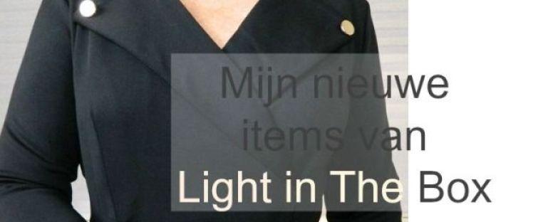jurk light in the box