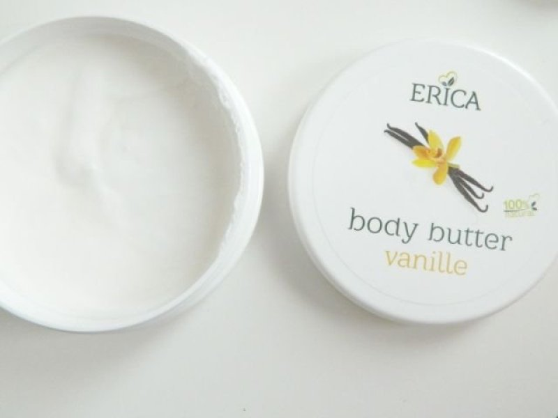 vanille body butter