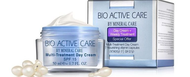 Bio Active by Mineral Care Day Cream + Weekly Treatment u