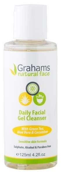 Grahams Daily Facial Gel Cleanser