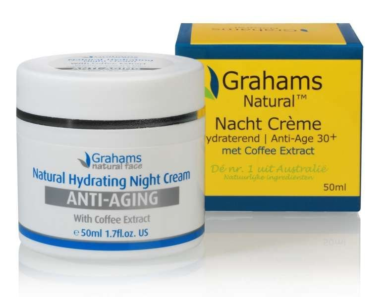 Grahams nacht creme