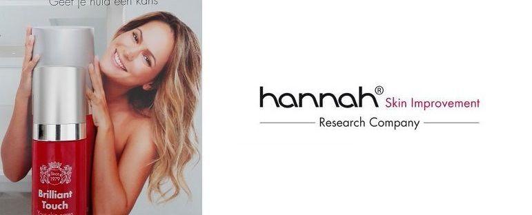 Hannah Brilliant touch u
