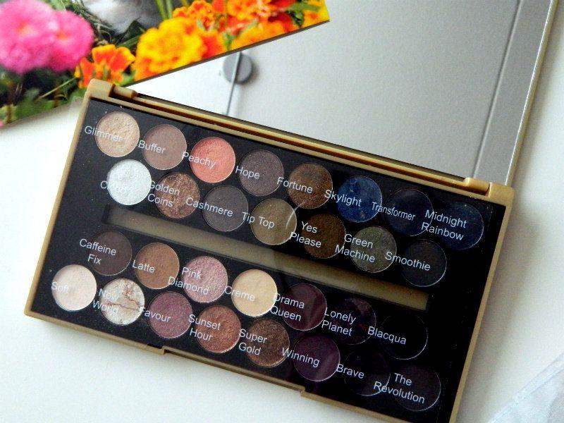 makeup revolution fortune favours the brave