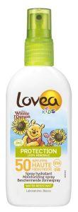 LOVEA KIDS -Spray SPF 50-HIGH PROTECTION - Organic - 100ml- Winnie