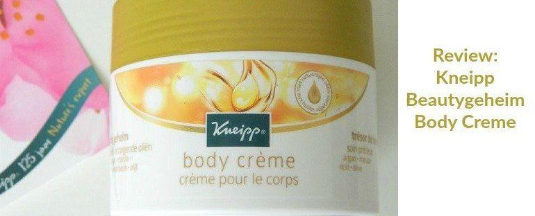 kneipp beautygeheim body creme 5