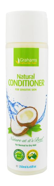 Grahams Natural Conditioner