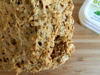 bierbrood close-up