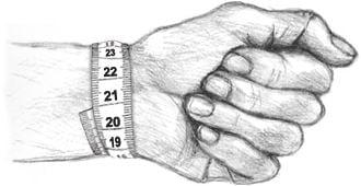 trendhim maat armband