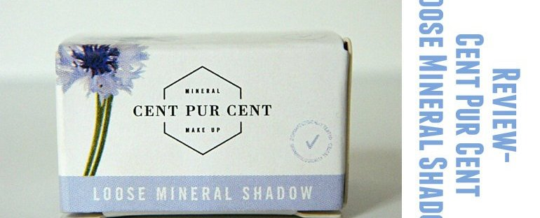 cent pur cent loose mineral eyeshadow 1