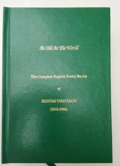 Thaise dichter Montri Umavijani