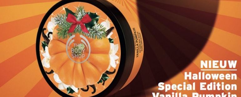 The Body Shop Spice things up u