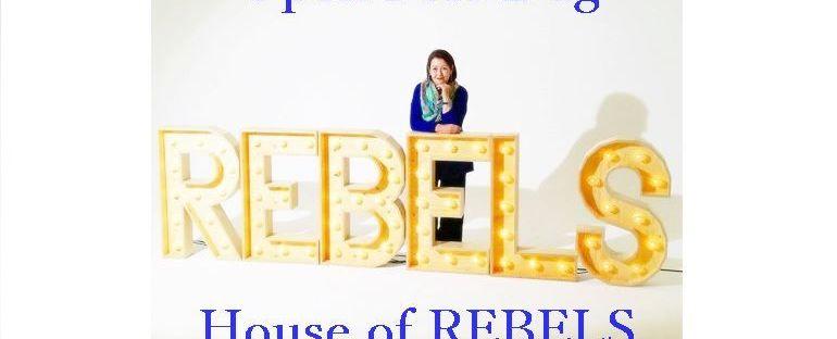 Pers Dag bij de House of Rebels