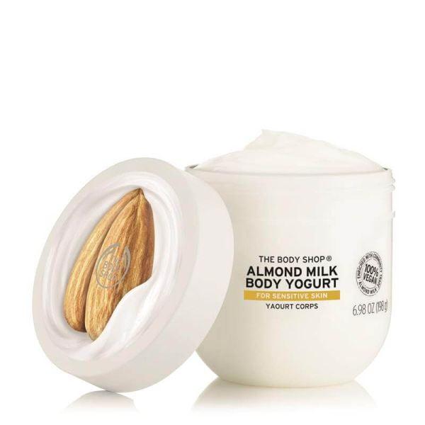 The Body Shop Body Yoghurt Almondmilk