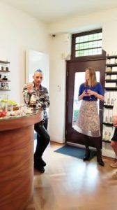 Christophe Laudamiel perfume lounge (6)