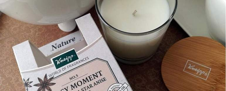 kneipp cosy moments geurkaars
